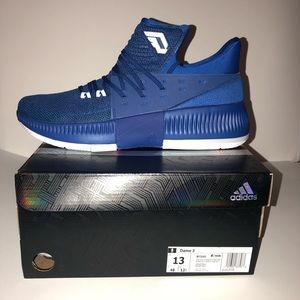 sports shoes 9aec3 a3326 adidas Shoes - Adidas Dame 3 Basketball Shoes size 13